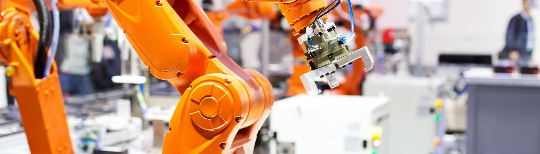 Automatisierungstechnik Robotik
